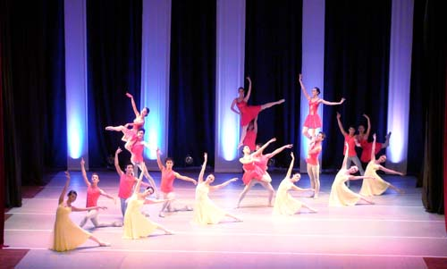 "Ballet Suite ""Monsoons"""