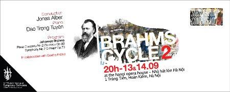 Brahms Cycle 2