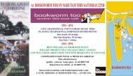 Event Bookworm Too 22 Sep
