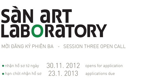 San Art Laboratory Session 3