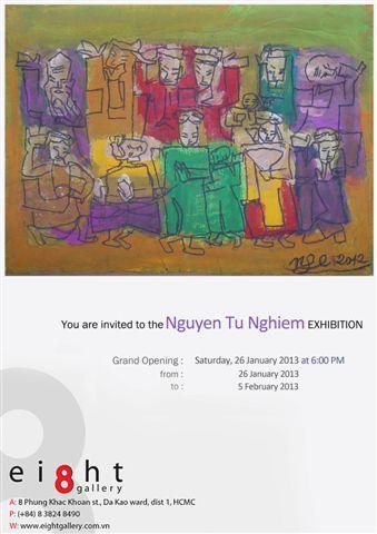 invitation Nguyen Tu Nghiem