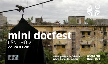 Mini Doc Fest 2013 1