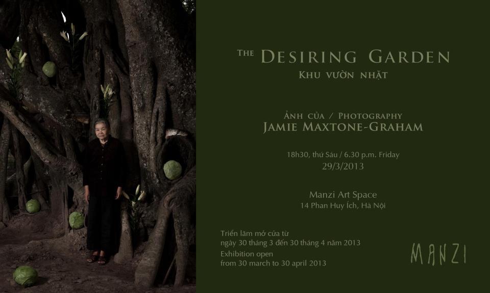 The Desiring Garden