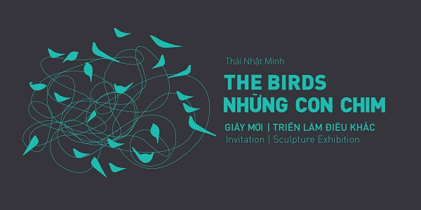 Exhibition the birds- Thai Nhat Minh