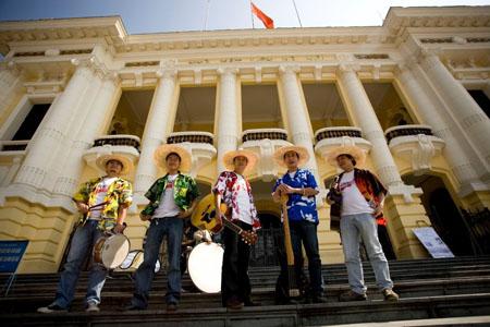 Ban nhac Lang Du Flamenco - HG