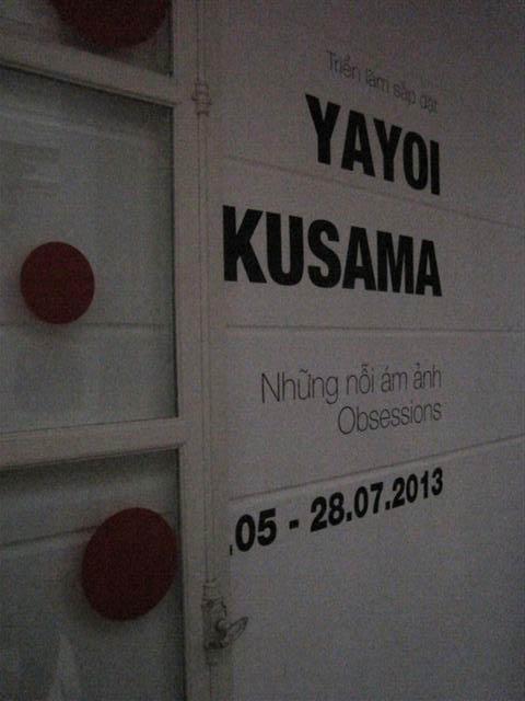 YAYOI KUSAMA Obsessions_7436