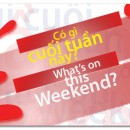 What's on this Weekend