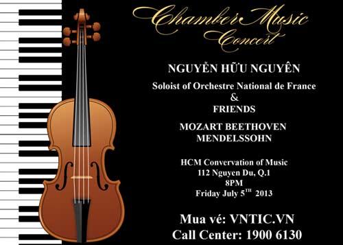 HCMC - Chamber Music Concert