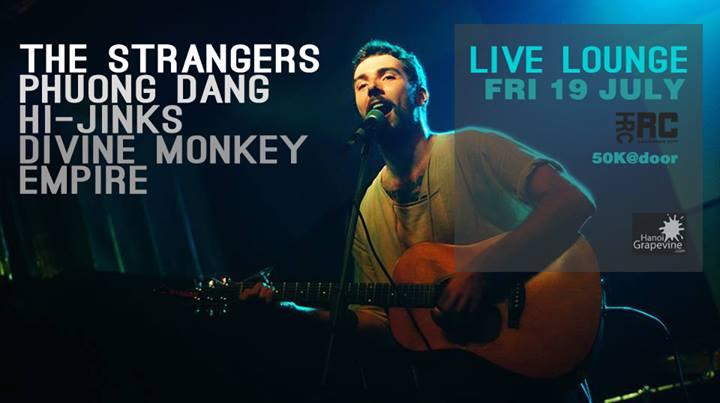Live Lounge 19 Jul