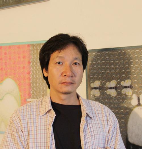 Artist Vuong Van Thao