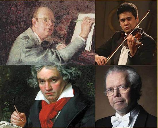 Concert Beethoven and Prokofiev