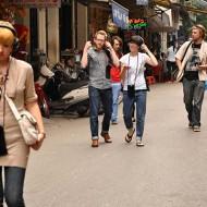 Echoes Hanoi Soundwalk