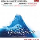 Eine Alpensinfonie concert