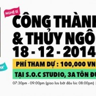 Art Talk with Cong Thanh and Thuy Ngo