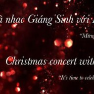 Christmas concert with Hanoi Ensemble