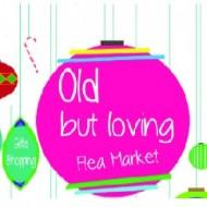 Old but LOVING Flea Market poster