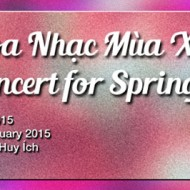 Concert for spring-manzi