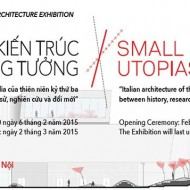 Architecture Exhibition Small Utopias