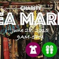 Charity Flea Market