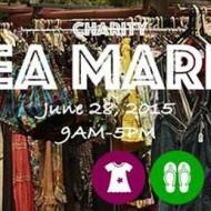 Charity Flea Market