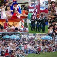 US Independence Day Picnic in Hanoi