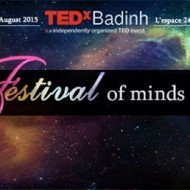TEDxBadinh 2015 – The Festival of Minds