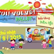 chuong trinh ve da ngoai-pallet workshop