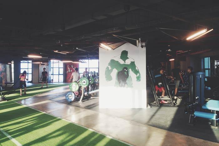 Swequity Gym