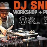 Workshop and Performance with DJ Sniff from Japan