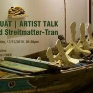 artist talk Richard Streitmatter-Tran
