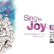 Choir Concert Sing for Joy