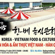 Korea - Vietnam Food and Culture Festival