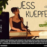 Live Indie PopRock with Jess Kuepfer