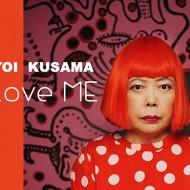 Yayoi Kusama I Love ME