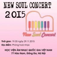 new soul concert 2015