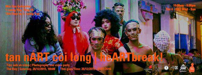 Video and Photography-heARTbreak-Viet Le