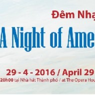A night of american music