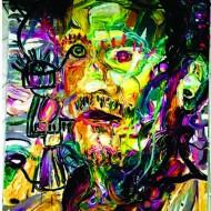 Non Cubism - Portrait 2016-Nguyen Quoc Dan