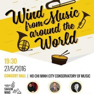 concert Wind Music from around the World
