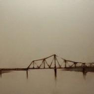 Tác phẩm Cầu Long Biên