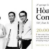 JF Garage Concert 10 Concert Feat. Fantasia Wind Quintet