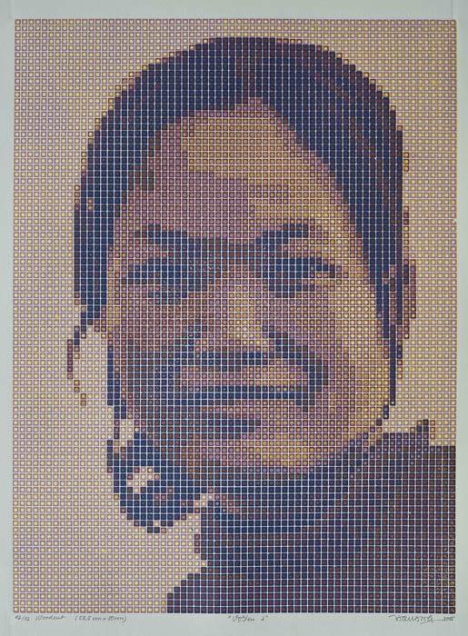 """""""Loving wife"""", Pham Khac Quang, 60 x 80 cm"""