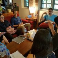 A SEAFIC discussion in Thailand. Photo seaficlab.com
