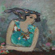 """""""Spring lady"""" by Lưu Công Nhân"""